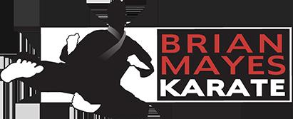 Brian Mayes Karate